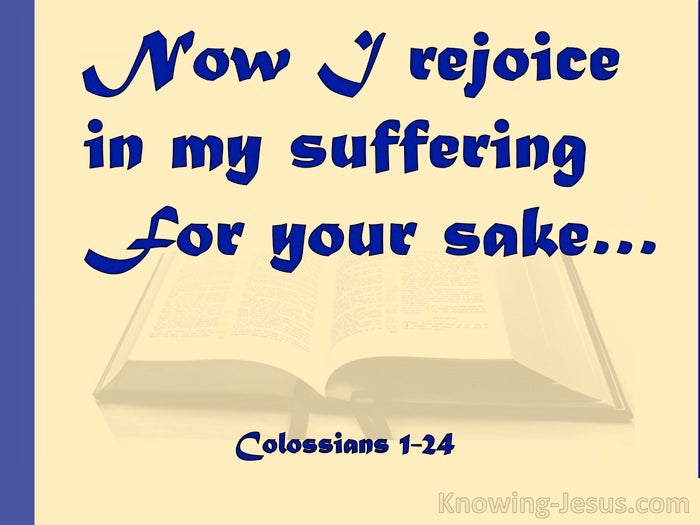 72 Bible verses about Suffering