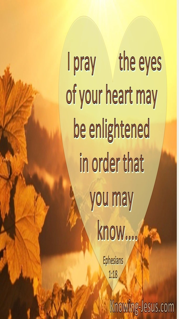 Ephesians 1:18 May The Eyes Of Your Heart Be Enlightened (windows)03:01