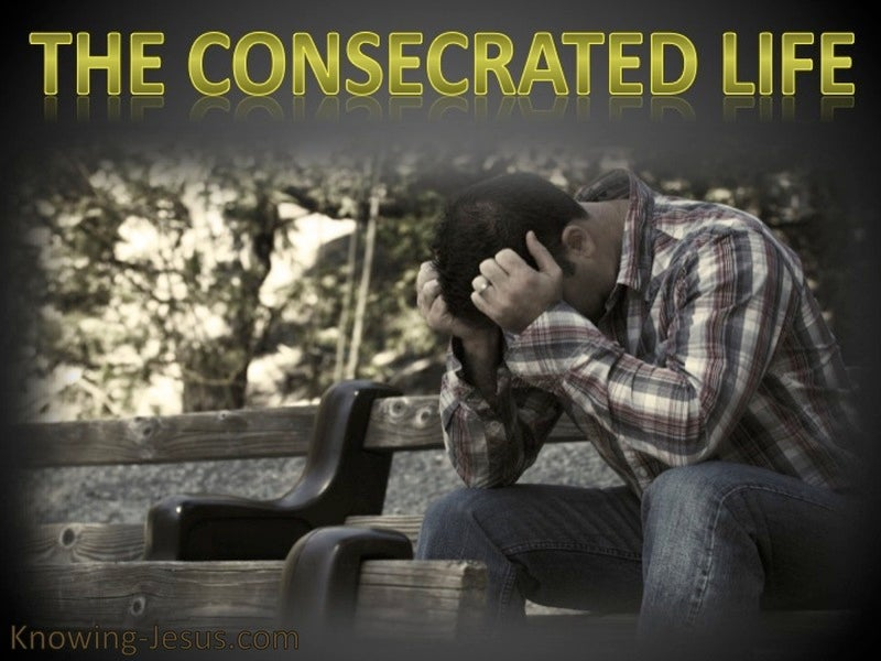 The Consecrated Life (gray)