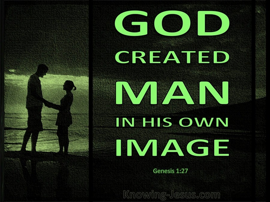 the image of god in man