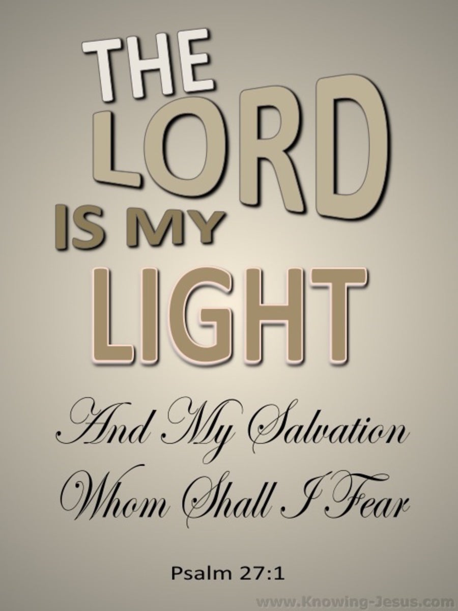 My Light And Airy Living Room Transformation: Psalm 27:1 The Lord My Light And My Salvation (beige