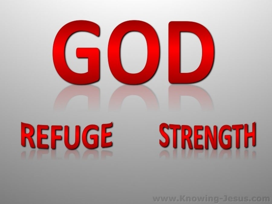 Refuge and Strength (devotional)