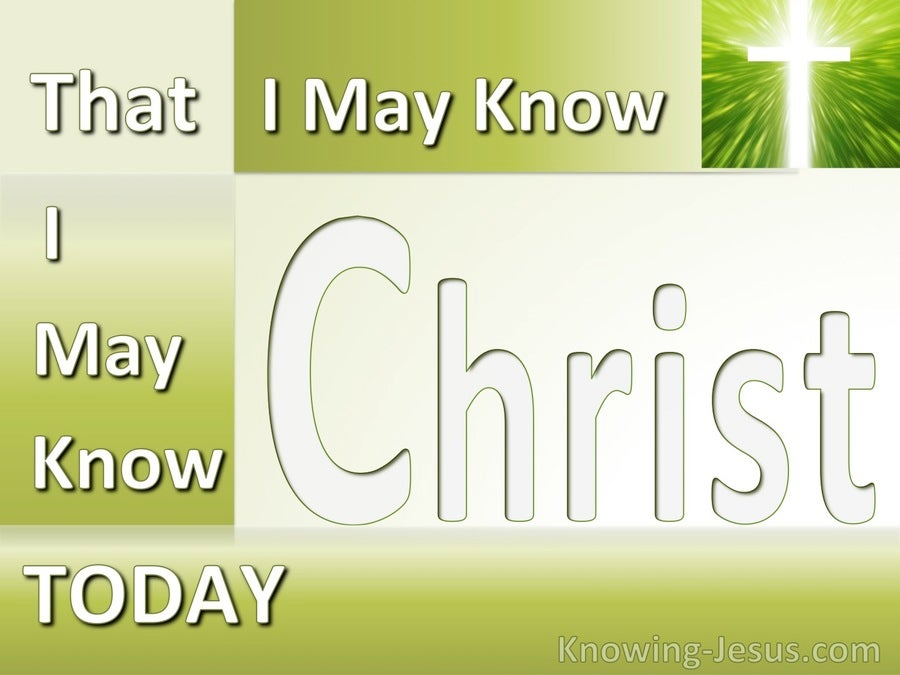 Philippians 3:10 Today (devotional)07-17 (green)
