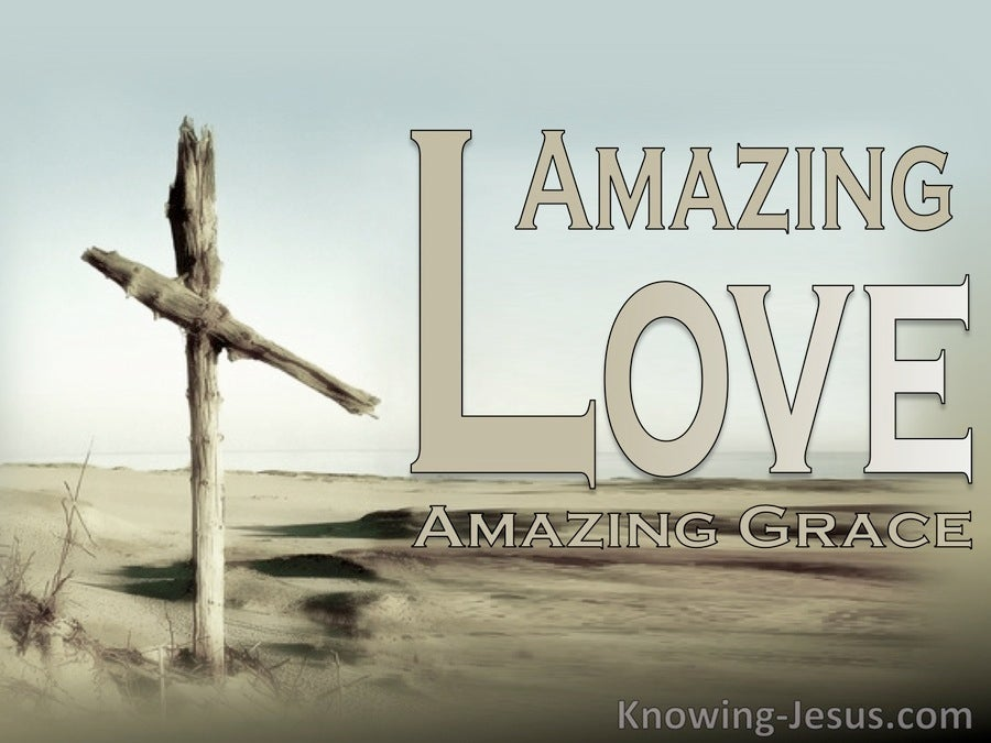 Amazing Love (devotional)01-05 (blue)