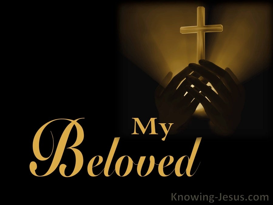 My Beloved (devotional)05-09 (brown)