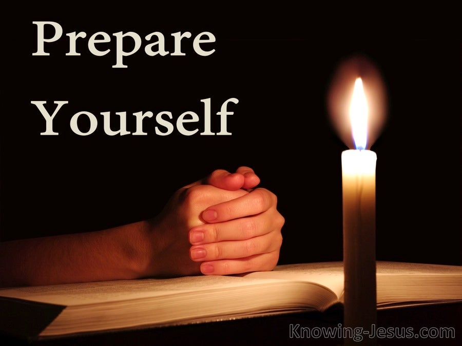 Prepare Yourself (devotional)05-02 (beige)