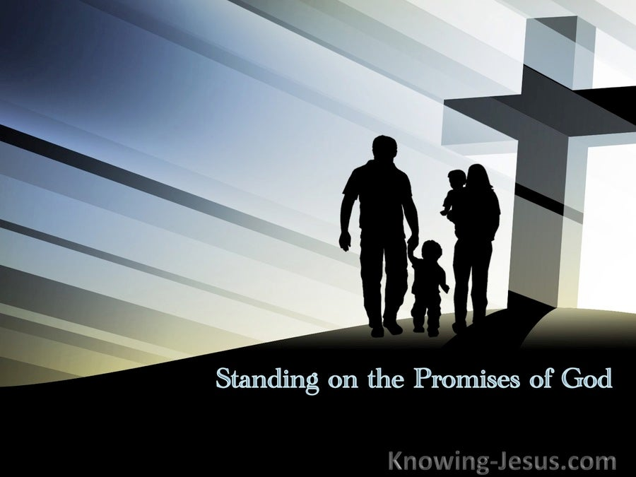 The All-Embracing Promises of God (devotional)03-28 (black)