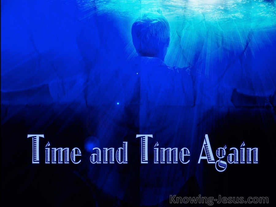 Time and Time Again (devotional)03-21 (blue)