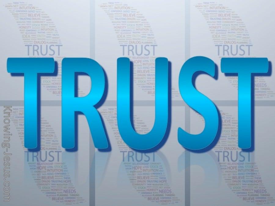 TRUST (blue)