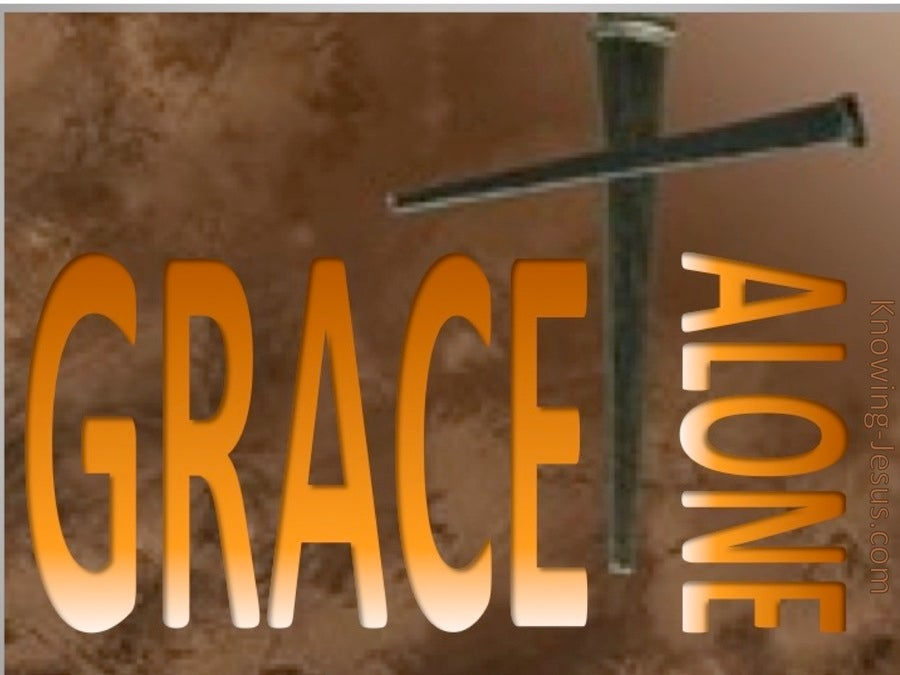 GRACE Alone (brown)