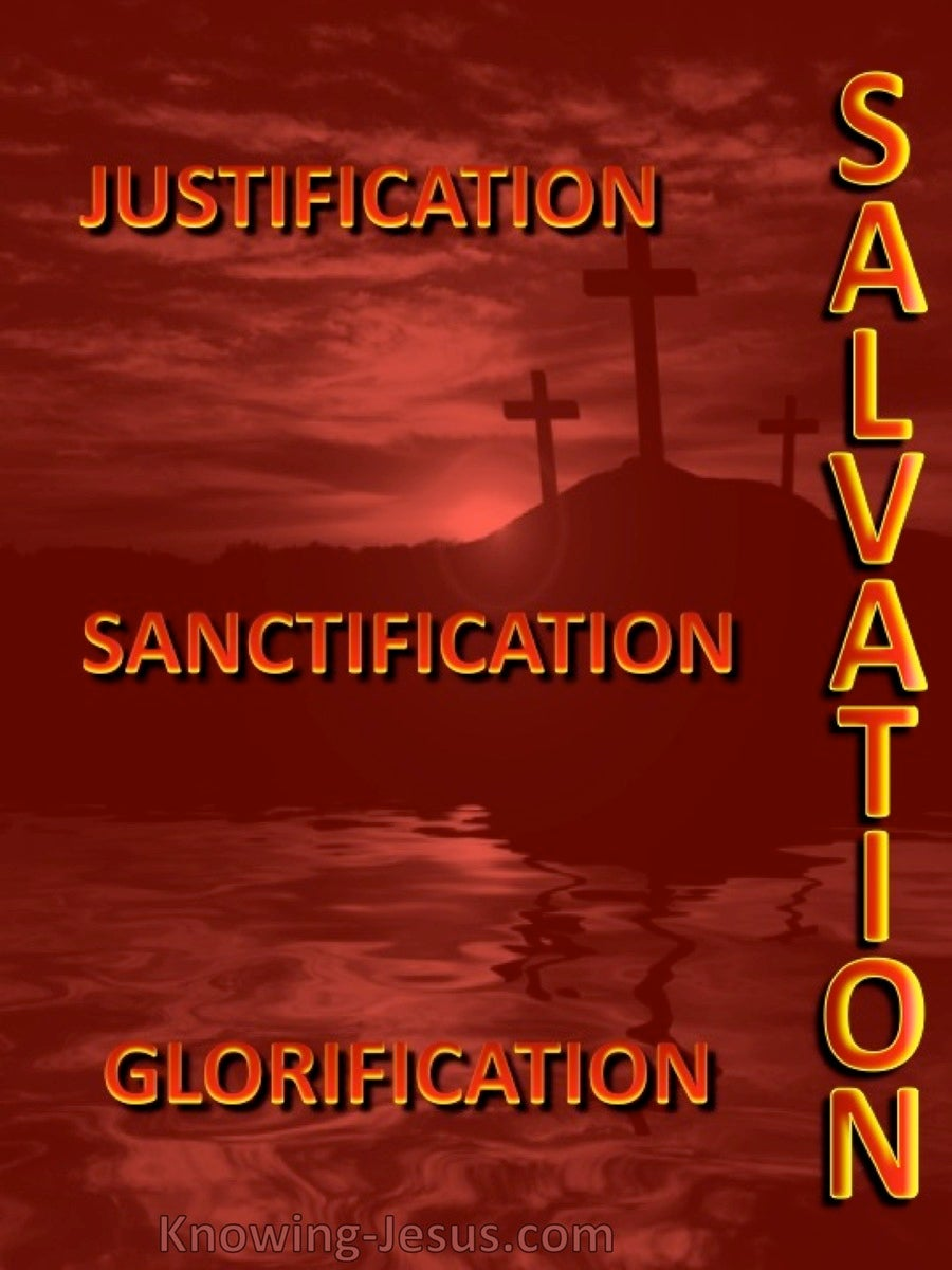 The Three Elements of Salvation (devotional)