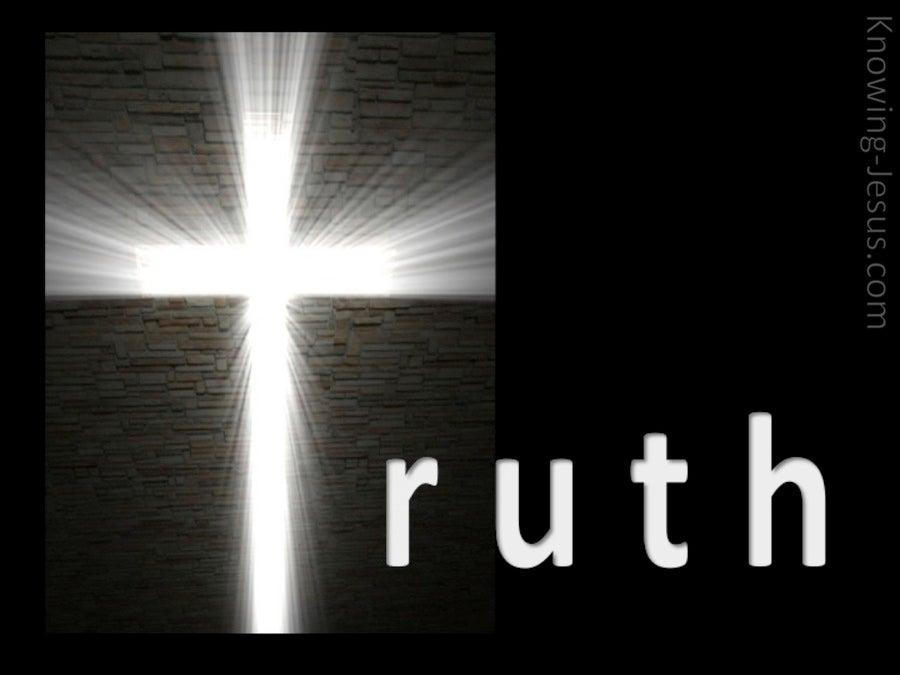 TRUTH (black)