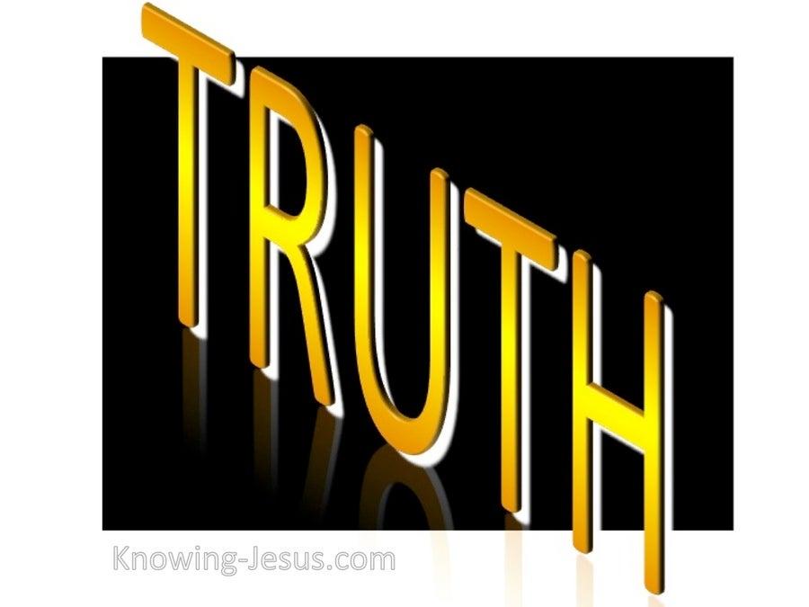 TRUTH (gold)en