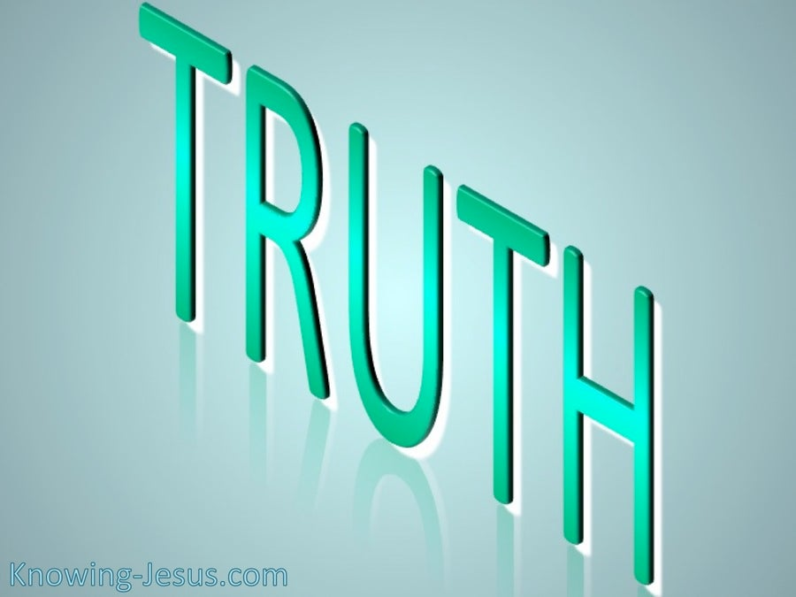 TRUTH (green)
