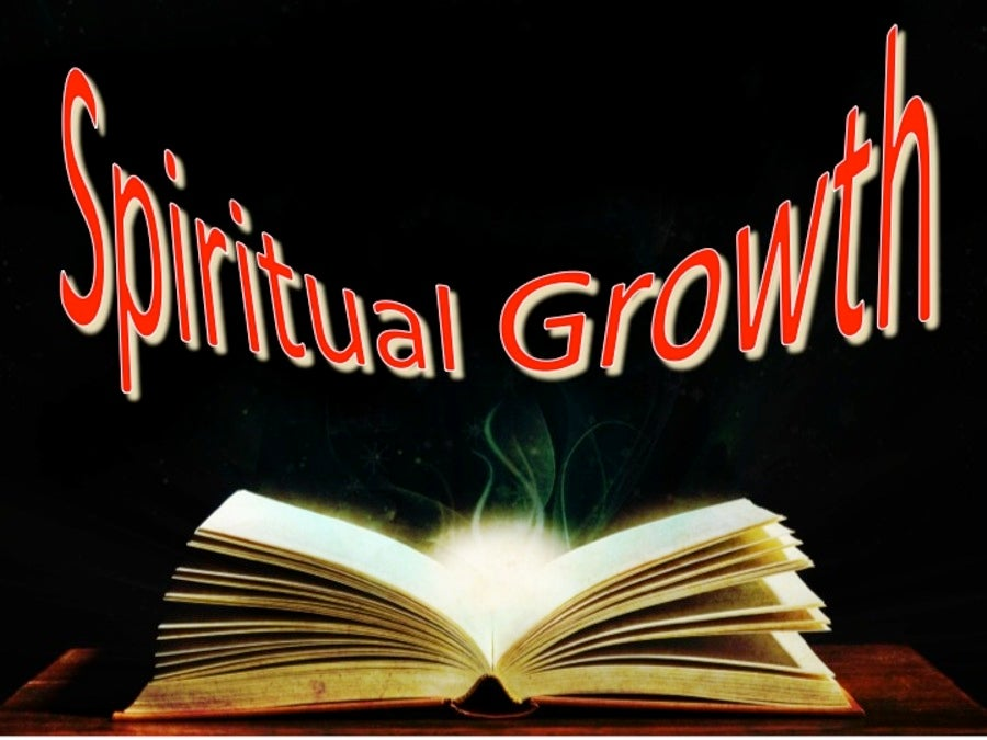 Spiritual Growth Red