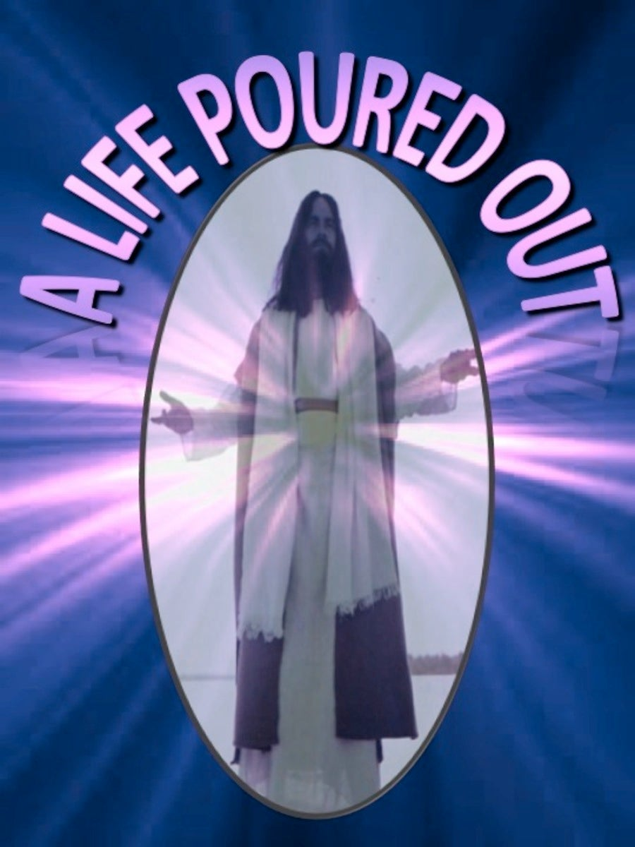 A Life Poured Out (devotional) (blue)