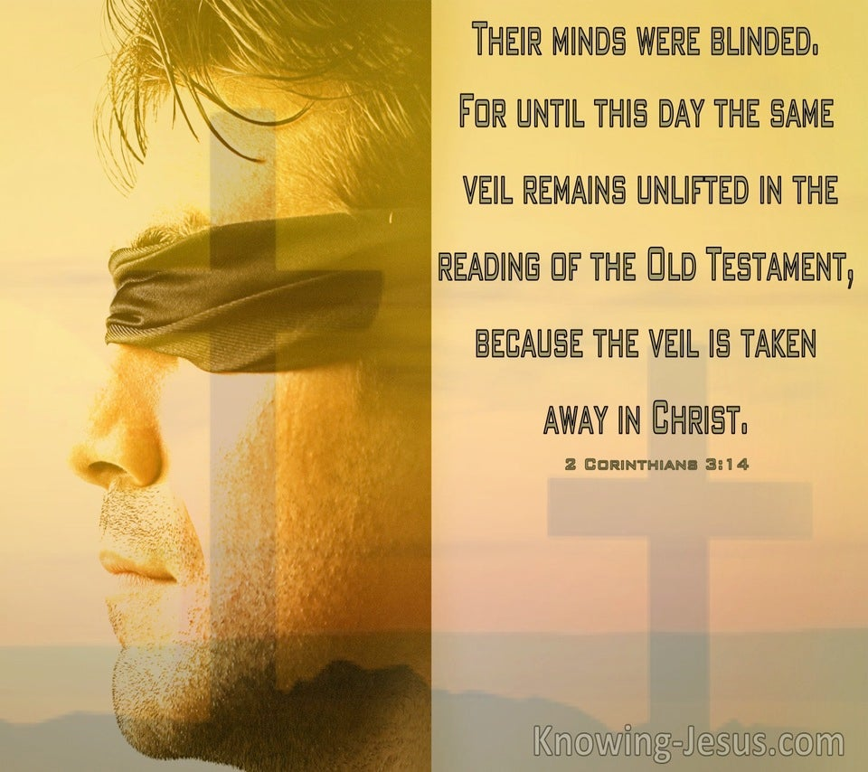 2 Corinthians 3:14 Their Minds Were Blinded (windows)11:01